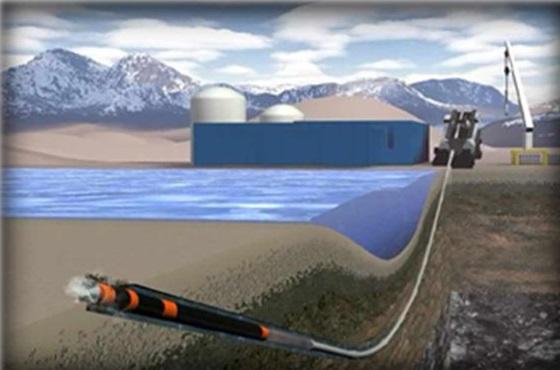 Межпоселковый газопровод, прокладка газопровода, проложить газ под землей